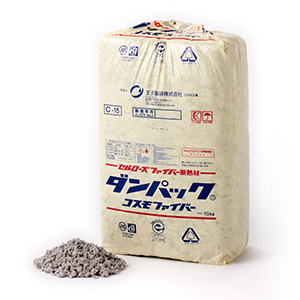 リサイクル断熱材(ダンパック)|王子製袋株式会社