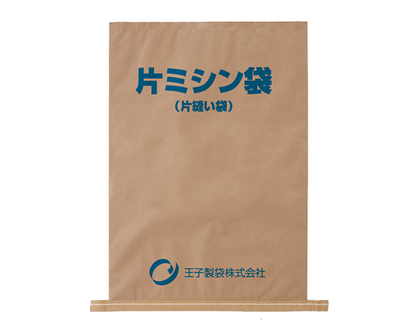 片ミシン袋(片縫い袋)